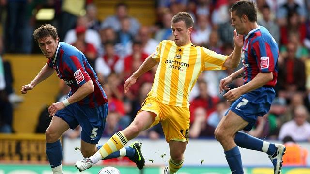 Crystal Palace v NewcastleUnited