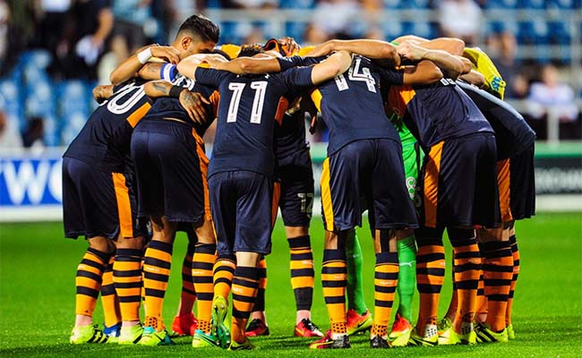 Team Huddle AwayQPR